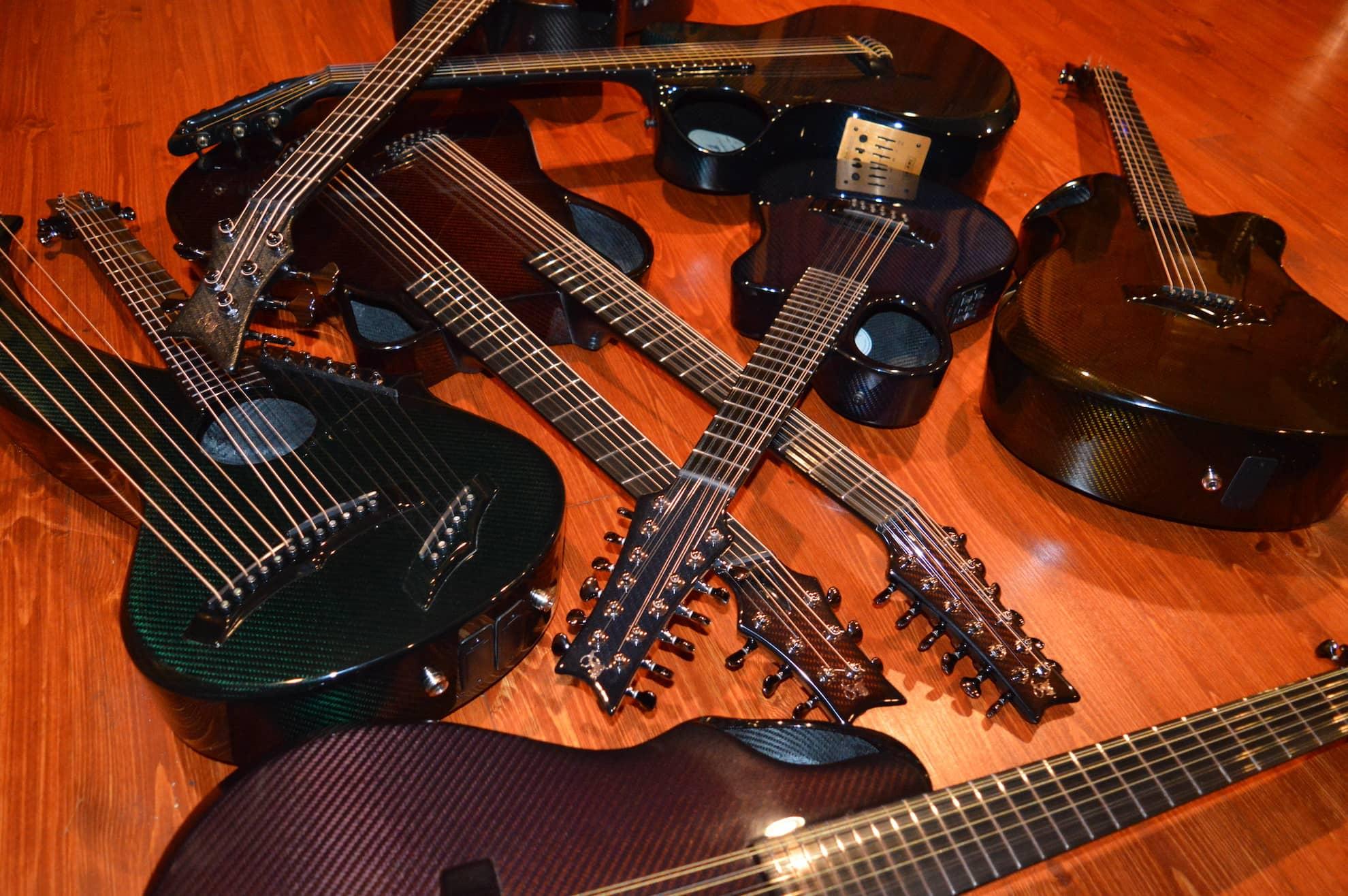 Emerald Acoustics Floor
